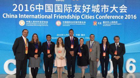 Wellington traz ideias da China para o Brasil e já defende investimentos no Maranhão