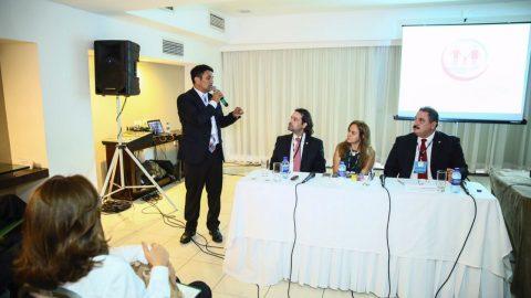 Deputado Wellington participa de seminário sobre Segurança Pública em Pernambuco