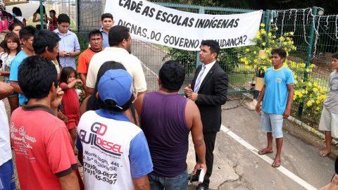 Wellington defende indígenas e cobra cumprimento de Termo de Compromisso firmado com o Governo do Maranhão