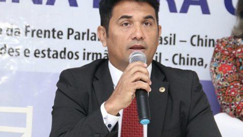Wellington destaca a importância da criação da Frente Parlamentar Brasil – China