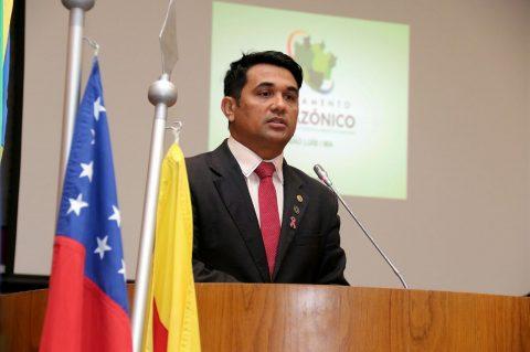 Deputado Wellington solicita realização da XI Reunião do Parlamento Amazônico em Imperatriz