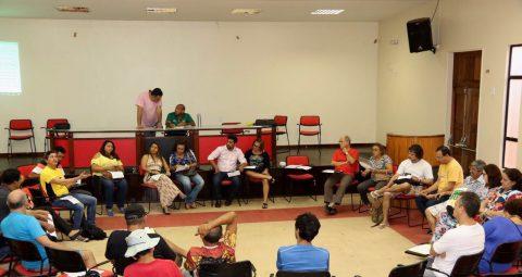 Wellington se reúne com professores e debate reajuste salarial e proposta de alteração no Estatuto do Magistério