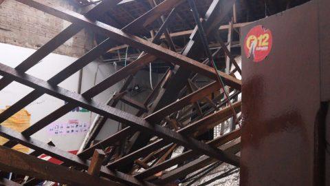 """""""São 02 desabamentos em menos de 72 horas"""", diz deputado Wellington sobre o descaso com escolas públicas de São Luís"""
