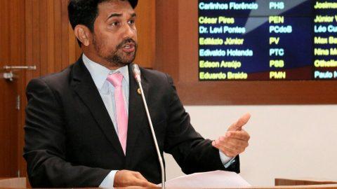 *Deputado Wellington apresenta projetos e questiona redução de mais de 60% no orçamento da Secretaria da Mulher*