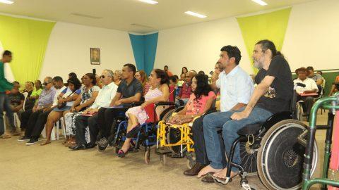 """""""Acessibilidade é ter a inclusão como regra"""", diz Wellington durante abertura do Fórum Maranhense das Entidades das Pessoas com Deficiência"""