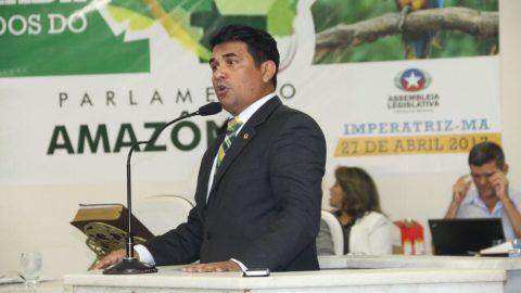 """""""O Parlamento Amazônico superou as nossas expectativas em Imperatriz"""", destaca deputado Wellington"""