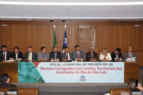 Deputado Wellington defende atualização dos limites territoriais de São Luís, Paço do Lumiar, Ribamar e Raposa