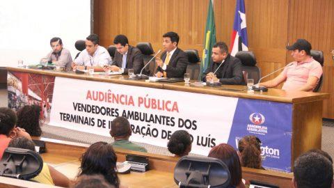 """""""Vendedores ambulantes podem ser indenizados pela Prefeitura de São Luís"""", diz Wellington sobre Ação da Defensoria Pública"""