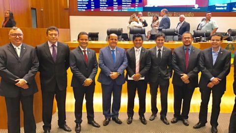 """""""São defensores da justiça e dos mais humildes"""", diz Wellington ao destacar importância dos defensores públicos do Maranhão"""