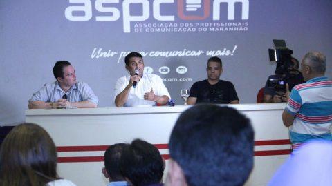 Deputado Wellington manifesta apoio à Associação dos Profissionais de Comunicação do Maranhão e destaca Dia da Imprensa