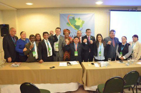 Deputado Wellington é eleito vice-presidente do Parlamento Amazônico