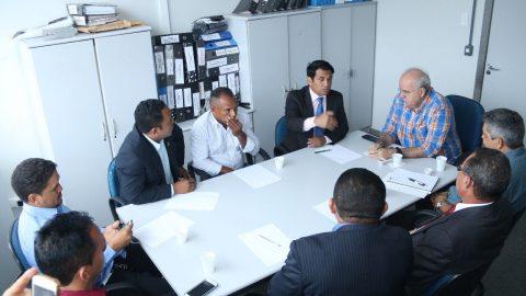Deputado Wellington realiza reunião entre Dnit e vereadores para tratar sobre viaduto de Bacabeira na Br-135