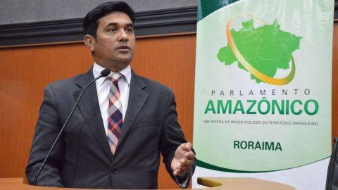 Em Roraima, deputado Wellington assume a vice-presidência do Parlamento Amazônico