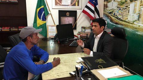 """Deputado Wellington solicita mais apoio por parte do Governo na continuidade do tratamento do """"herói maranhense"""" Márcio Rony"""