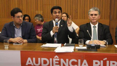 """""""Gratidão a quem tanto fez e faz por cada um de nós"""", diz deputado Wellington ao defender direitos dos idosos no Maranhão"""