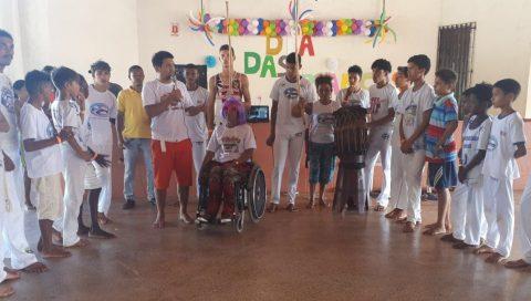"""""""Investir em uma criança é investir no futuro do Maranhão"""", diz deputado Wellington em evento que reuniu mais de 200 crianças na Grande Ilha"""