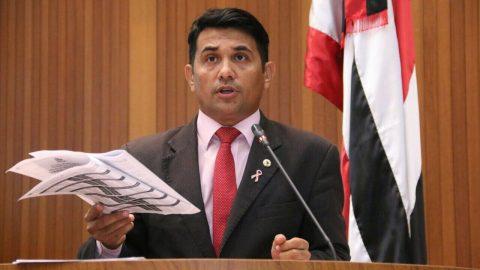 SELETIVO CAMARADA: Sem transparência, Governo do Maranhão nega pedido de informação do deputado Wellington sobre na lista de convocados