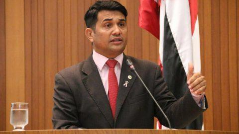 Deputado Wellington solicita que concurso da PM exija idade única de 35 anos para praças e oficiais do Maranhão