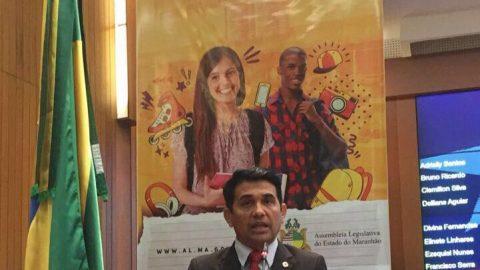 Deputado Wellington destaca oportunidade de jovens maranhenses participarem da política por meio do Parlamento Estudantil