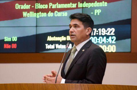 Deputado Wellington realizará audiência em Carolina para discutir sobre a construção de Unidade Prisional