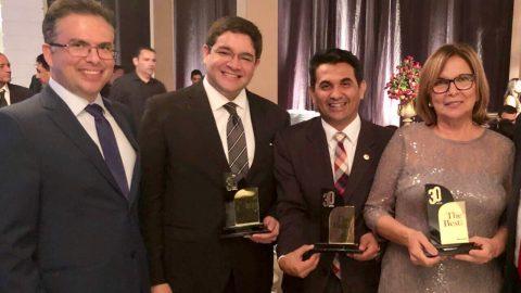 """Prêmio """"The best"""": deputado Wellington é destaque na categoria """"POLÍTICO DO ANO"""" do Maranhão"""