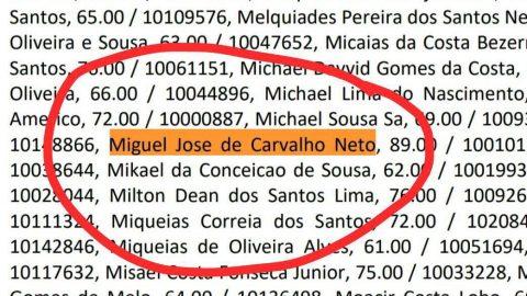 """""""Preso por fraudar provas no Piauí é aprovado no concurso da PM do Maranhão"""", alerta deputado Wellington"""