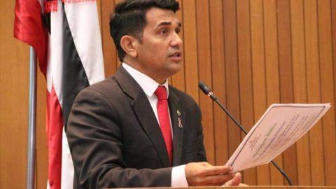 Deputado Wellington solicita ao Governo explicações sobre nomes de candidatos do concurso da PM que aparecem 5 vezes na lista