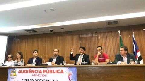 Deputado Wellington defende participação popular ao discutir MP de Flávio Dino que impede participação de pessoas com deficiência