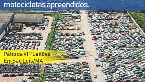 Projeto do deputado Wellington obriga cobertura em depósitos de carros apreendidos