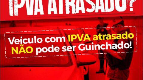 Projeto do IPVA de autoria do deputado Wellington e que foi apresentado a todas Assembleias Legislativas do Brasil é aprovado no Tocantins