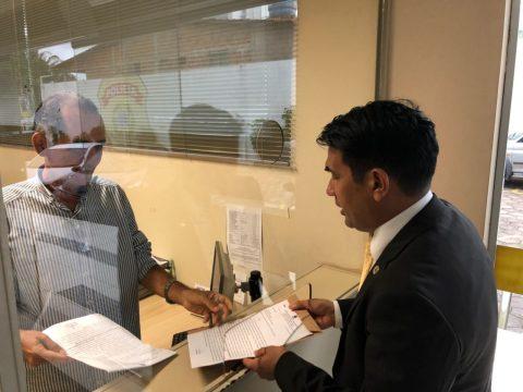 Deputado Wellington oficializa Polícia Federal para que investigue mais um possível caso de corrupção na Saúde Pública do Maranhão