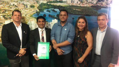 Deputado Wellington discute melhorias para a mobilidade urbana da Grande São Luís com membros do ICE do Maranhão