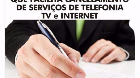 Projeto de Lei do deputado Wellington que facilita cancelamento de serviços de telefone, TV e internet é aprovado na ALEMA