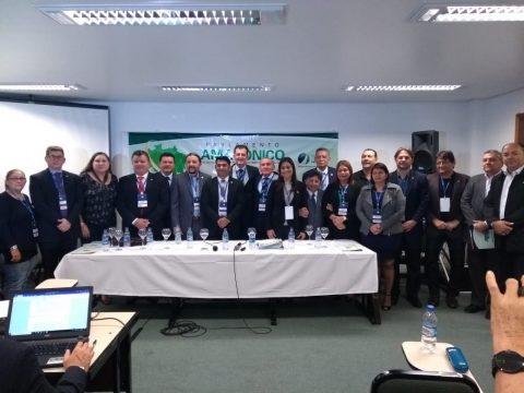 Deputado Wellington assume presidência geral do Parlamento Amazônico no Brasil