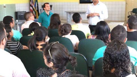 Deputado Wellington denuncia irregularidades da Prefeitura de Paraibano