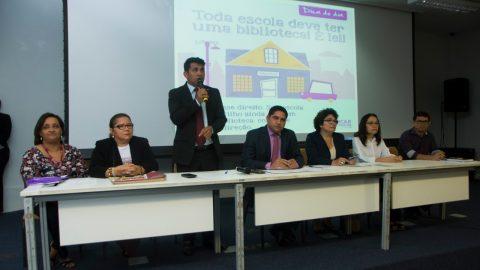 Deputado Wellington cobra do Governo aplicação de Lei que garante bibliotecas em escolas públicas do Maranhão