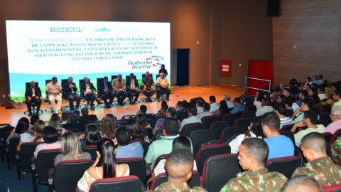Deputado Wellington debate Plano de Preservação e Recuperação das Nascentes dos rios no Maranhão