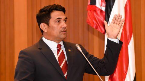 Deputado Wellington continuará trabalhando na Assembleia Legislativa mesmo durante recesso parlamentar