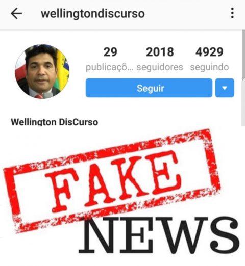 TRE-MA determina o bloqueio de perfis fakes que atacavam o deputado estadual Wellington do Curso