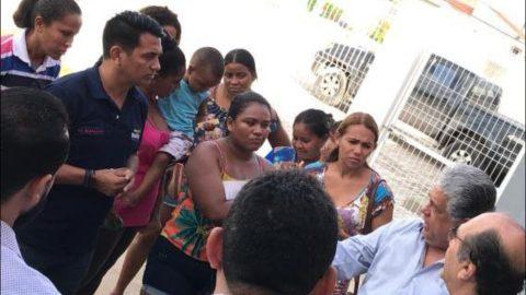 """""""Em 6 anos, o prefeito Edivaldo não conseguiu entregar nenhuma das 25 creches prometidas"""", diz Wellington ao fiscalizar obra na Chácara Brasil"""