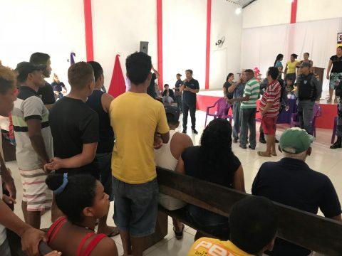 Deputado Wellington presta solidariedade às famílias de adolescentes que foram executados na Zona Rural de São Luís