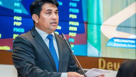 Deputado Wellington denuncia suposto desvio de mais de 20 milhões da previdência dos servidores de Açailândia