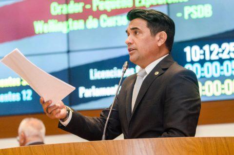 Em defesa dos professores, Wellington do Curso propõe alteração em mais uma Medida Provisória de Flávio Dino