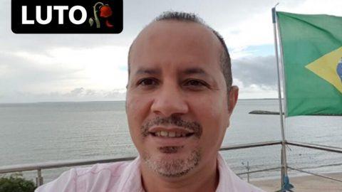 """""""O jornalismo no maranhense está de luto!"""" diz deputado Wellington ao homenagear o amigo blogueiro Robert Lobato"""