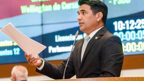 Deputado Wellington denuncia suposto desvio de 7 milhões pela Prefeitura de São Luís para construção de viaduto