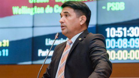 Wellington do Curso solicita a Flávio Dino a diminuição dos impostos no preço dos combustíveis no Maranhão