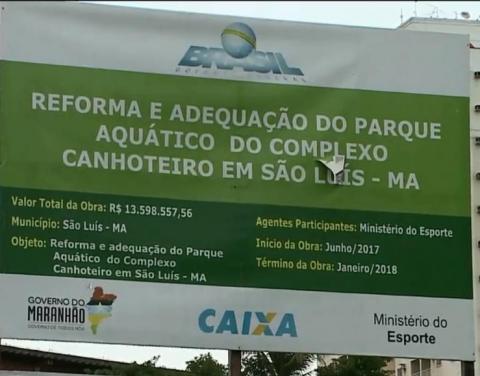 """""""Onde foram parar os R$ 13 milhões da reforma da piscina do Castelinho?"""", denuncia deputado Wellington"""
