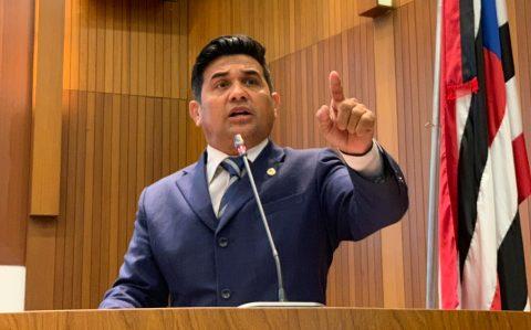 """Deputado Wellington quer abrir a """"caixa-preta"""" da EMAP e exige explicações de Flávio Dino sobre destino de R$ 140 milhões"""