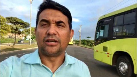 Deputado Wellington afirma que não irá aceitar que Prefeitura demita cobradores de ônibus em São Luís e sobrecarregue motoristas