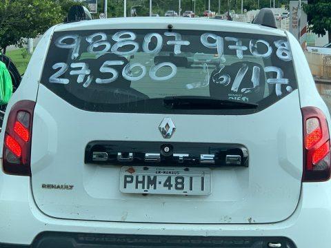 """""""Na propaganda, é viatura usada pela PM; na realidade, é um carro que está à venda"""", diz Wellington ao desmentir Flávio Dino"""